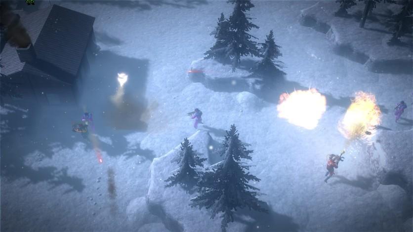 Screenshot 5 - Bionic Commando Rearmed
