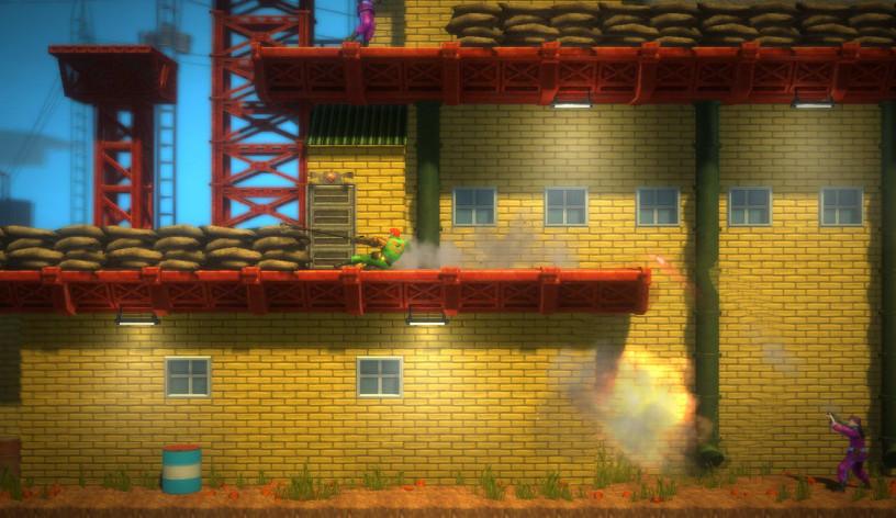 Screenshot 7 - Bionic Commando Rearmed