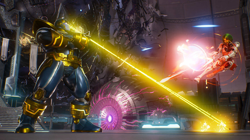 Screenshot 7 - Marvel vs. Capcom: Infinite