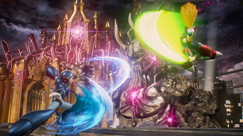 Screenshot 3 - Marvel vs. Capcom: Infinite