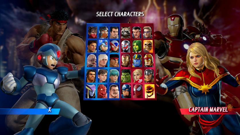 Screenshot 10 - Marvel V Capcom Infinite Deluxe