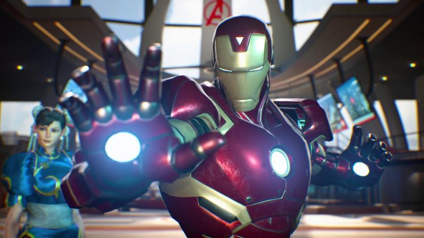 Screenshot 2 - Marvel V Capcom Infinite Deluxe