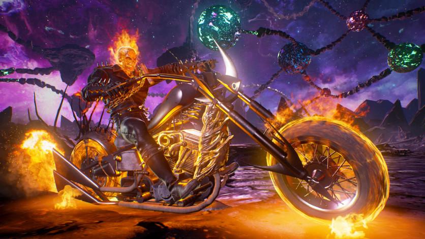 Screenshot 5 - Marvel V Capcom Infinite Deluxe
