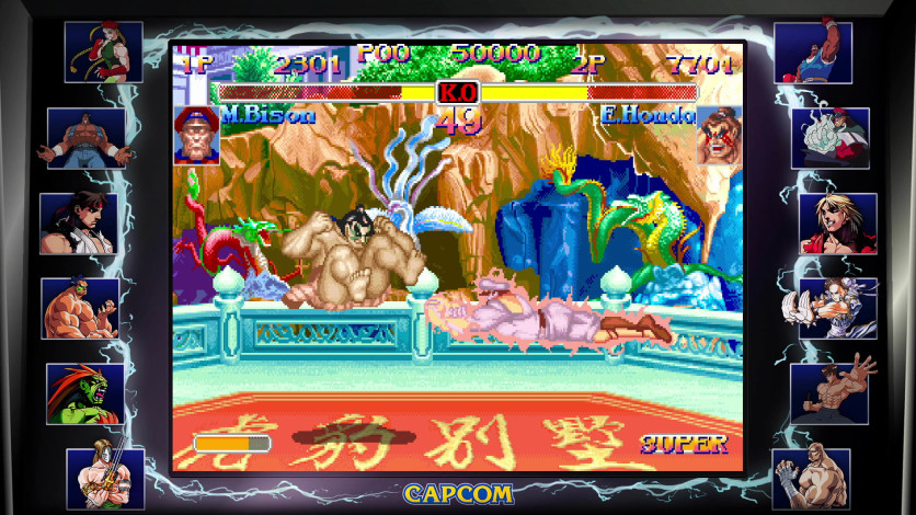 Screenshot 7 - Street Fighter - 30th Anniversary