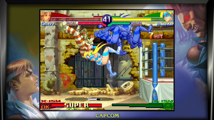Screenshot 8 - Street Fighter - 30th Anniversary