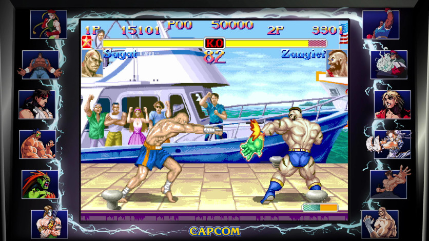Screenshot 15 - Street Fighter - 30th Anniversary
