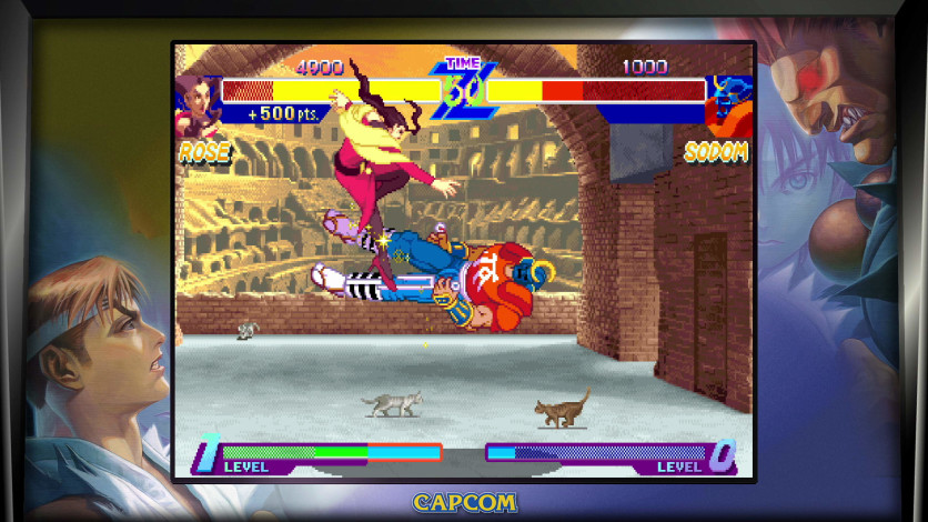 Screenshot 2 - Street Fighter - 30th Anniversary