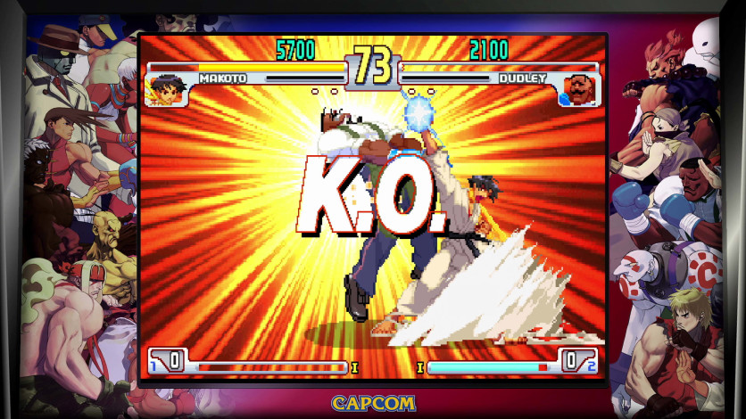 Screenshot 12 - Street Fighter - 30th Anniversary