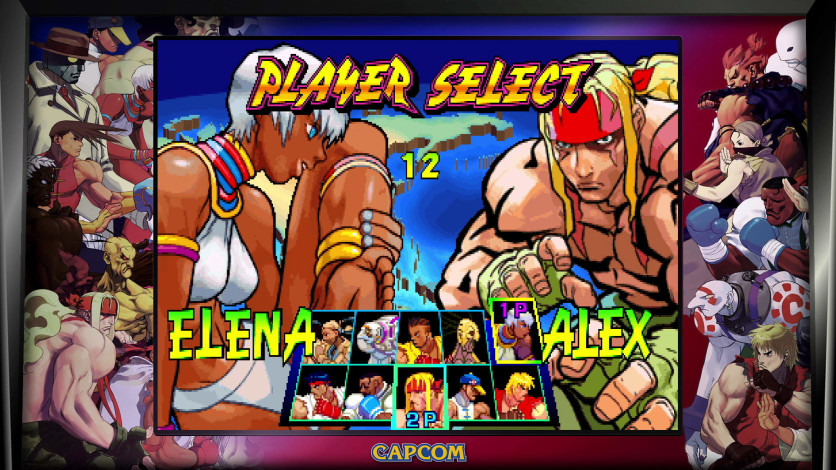 Screenshot 3 - Street Fighter - 30th Anniversary