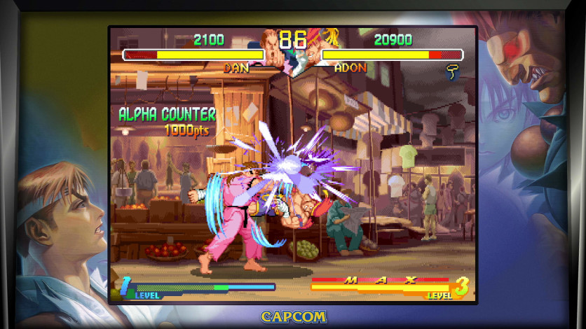 Screenshot 10 - Street Fighter - 30th Anniversary