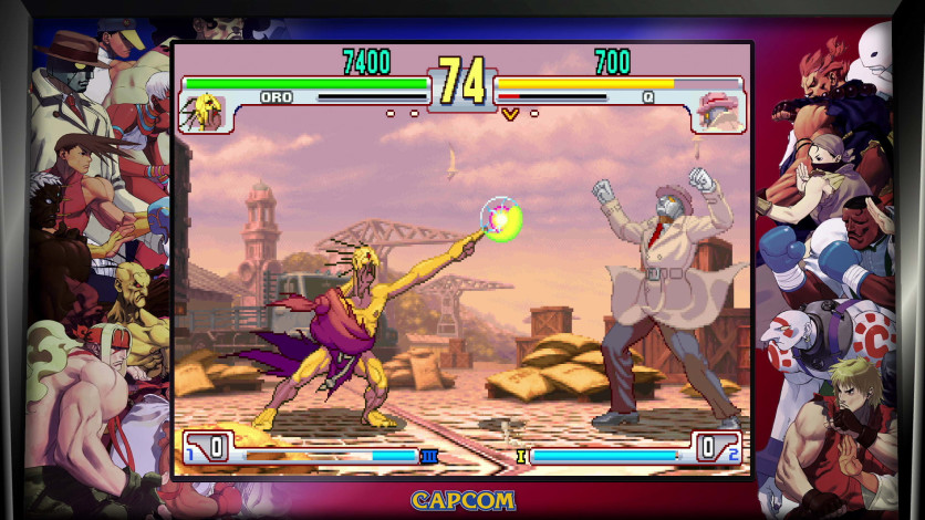 Screenshot 11 - Street Fighter - 30th Anniversary