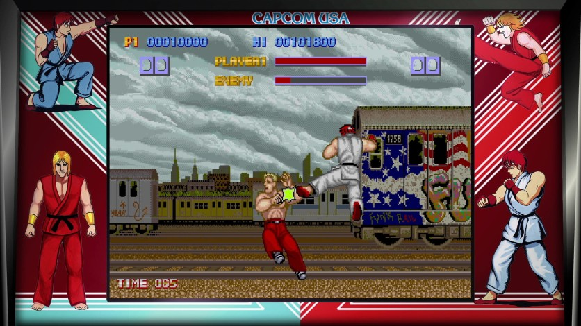 Screenshot 14 - Street Fighter - 30th Anniversary