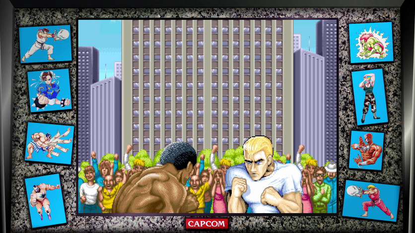 Screenshot 5 - Street Fighter - 30th Anniversary