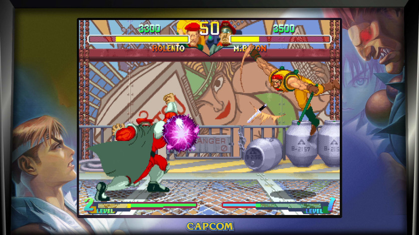 Screenshot 6 - Street Fighter - 30th Anniversary