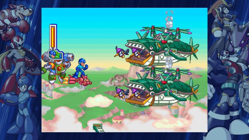 Screenshot 6 - Mega Man Legacy Collection 2