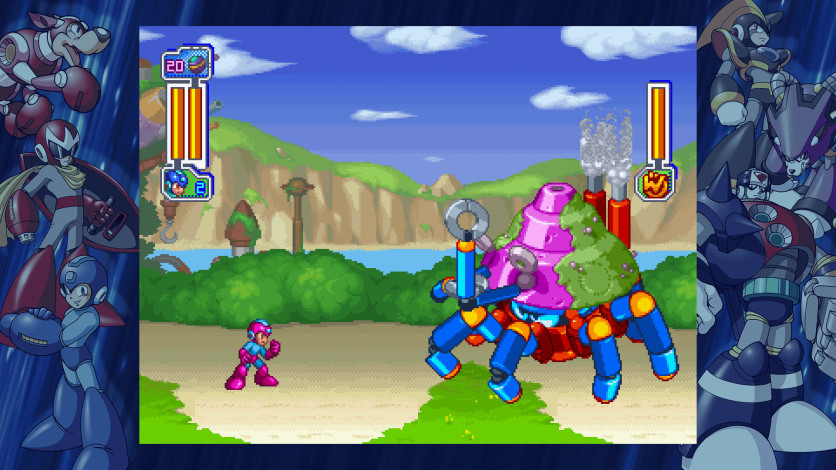 Screenshot 10 - Mega Man Legacy Collection 2