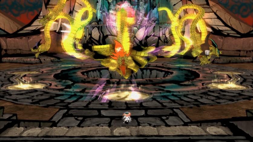 Screenshot 3 - Okami HD