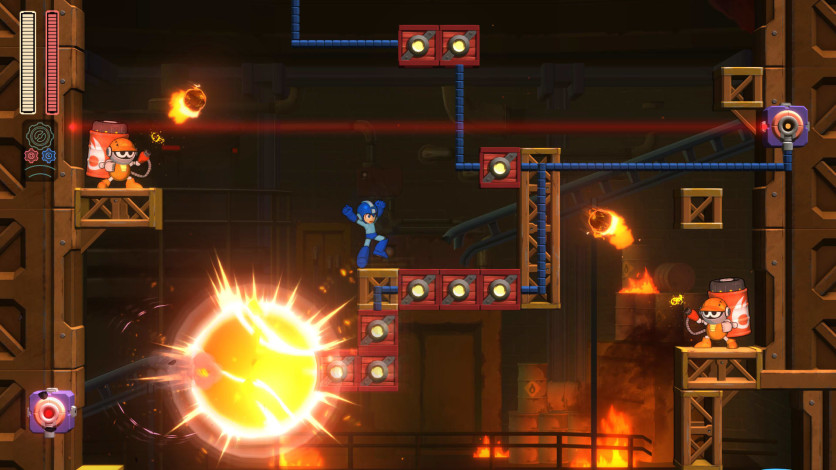 Screenshot 6 - Mega Man 11