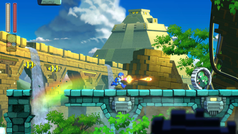Screenshot 3 - Mega Man 11