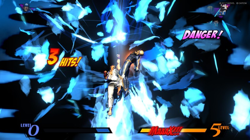 Screenshot 6 - ULTIMATE MARVEL VS. CAPCOM 3