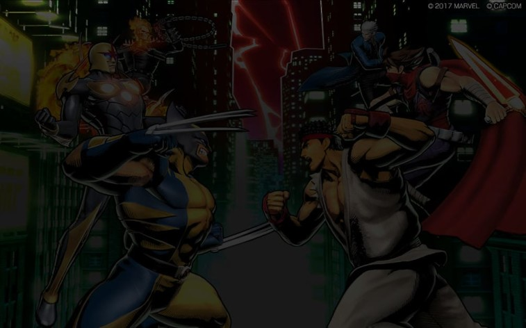 Screenshot 1 - ULTIMATE MARVEL VS. CAPCOM 3
