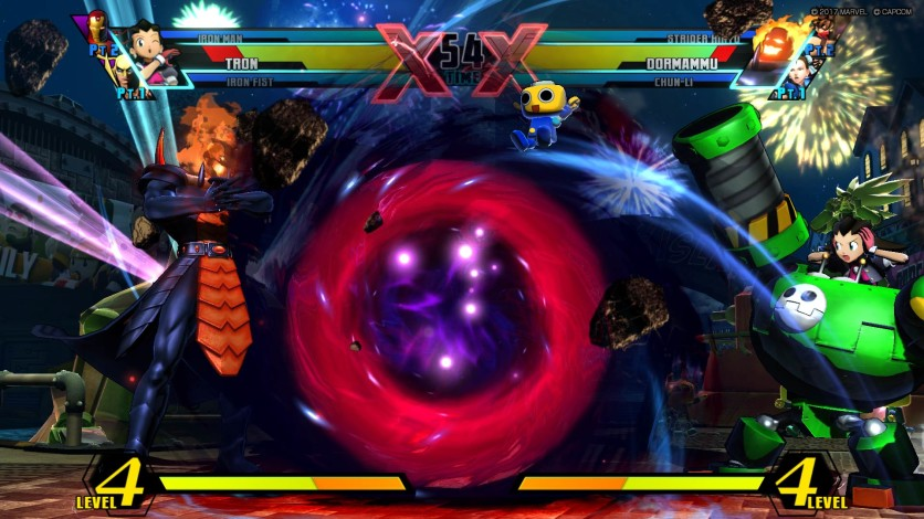 Screenshot 5 - ULTIMATE MARVEL VS. CAPCOM 3