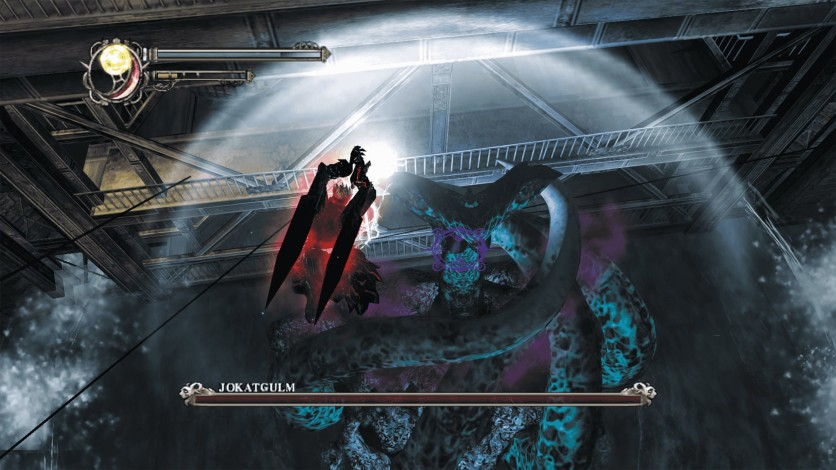 Screenshot 8 - Devil May Cry HD Collection