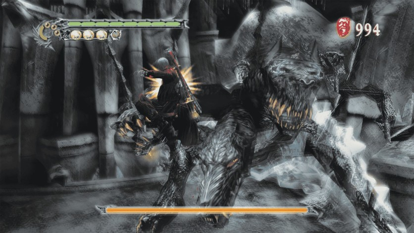Screenshot 2 - Devil May Cry HD Collection