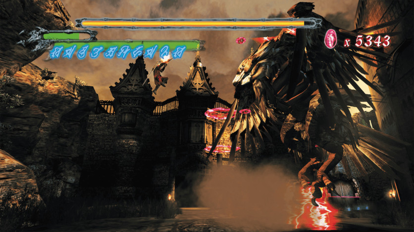 Screenshot 12 - Devil May Cry HD Collection
