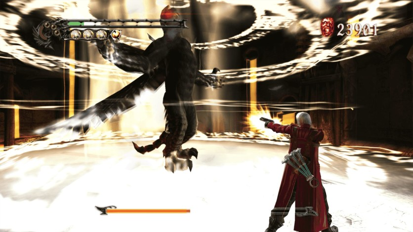 Screenshot 6 - Devil May Cry HD Collection