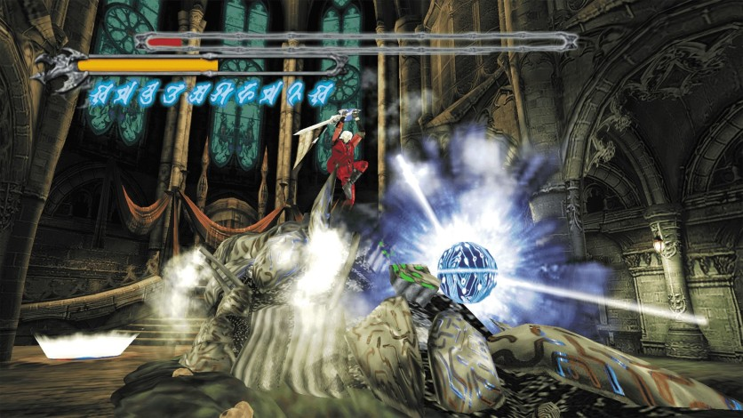 Screenshot 11 - Devil May Cry HD Collection