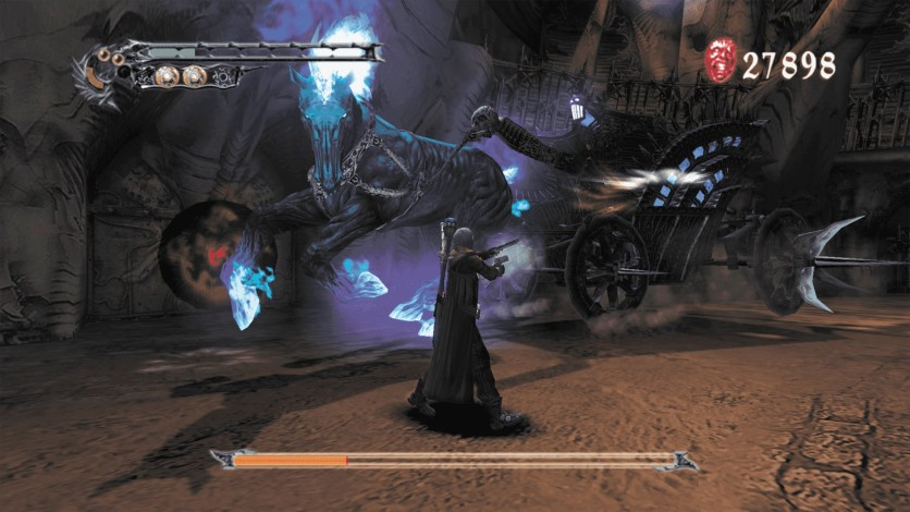 Screenshot 3 - Devil May Cry HD Collection