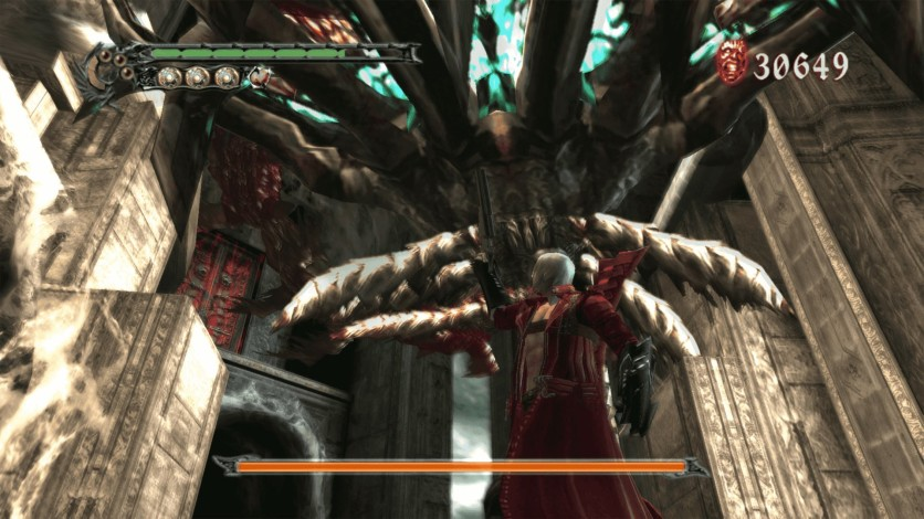 Screenshot 5 - Devil May Cry HD Collection