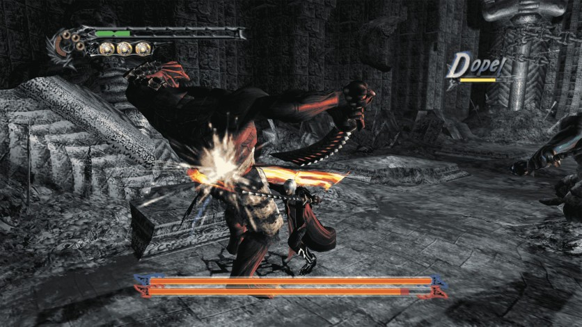 Screenshot 4 - Devil May Cry HD Collection