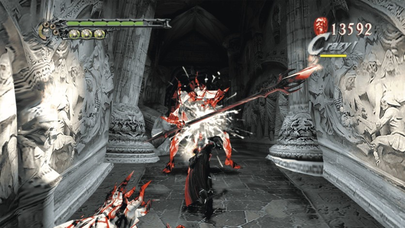 Screenshot 1 - Devil May Cry HD Collection