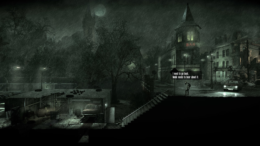 Screenshot 3 - This War of Mine - The Last Broadcast