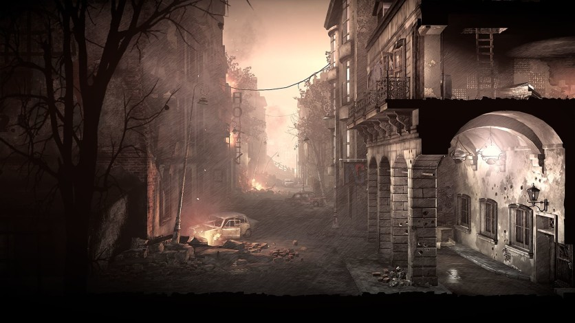Screenshot 4 - This War of Mine - The Last Broadcast