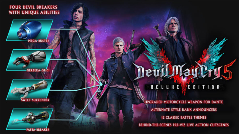 Screenshot 2 - Devil May Cry 5 - Deluxe Edition