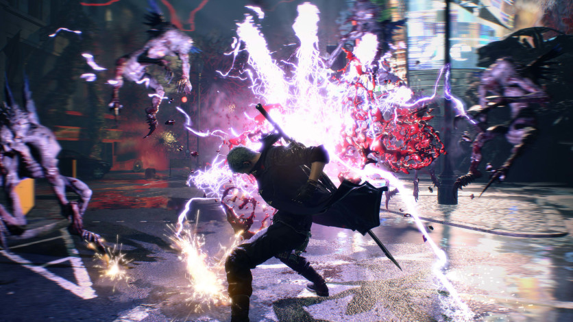 Screenshot 1 - Devil May Cry 5 - Deluxe Edition