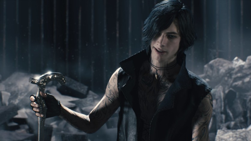 Screenshot 3 - Devil May Cry 5 - Deluxe Edition