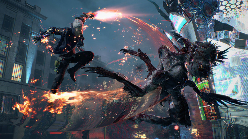 Screenshot 7 - Devil May Cry 5 - Deluxe Edition