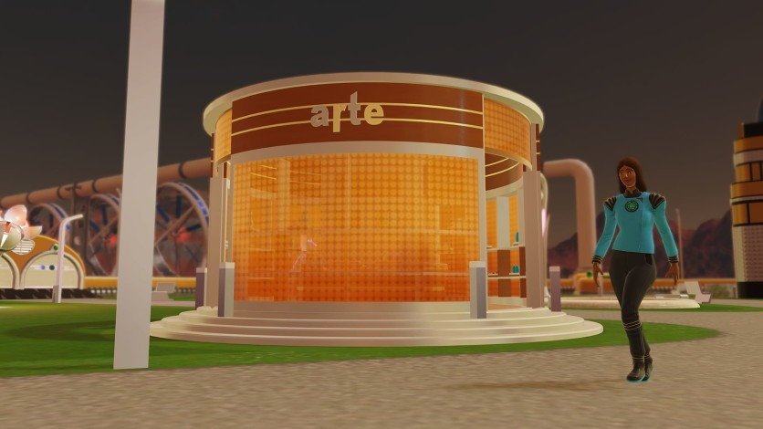 Screenshot 1 - Surviving Mars: Colony Design Set