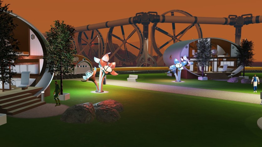 Screenshot 3 - Surviving Mars: Colony Design Set
