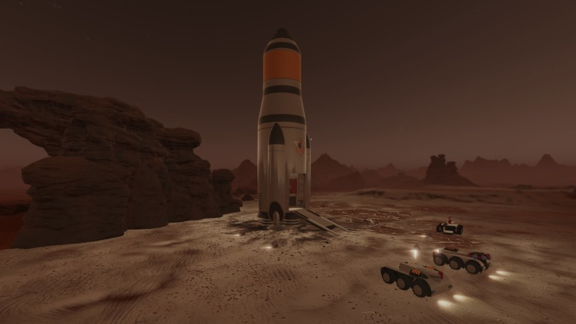 Screenshot 5 - Surviving Mars: Space Race Plus