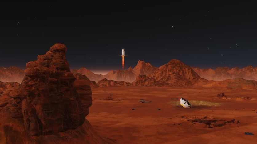 Screenshot 8 - Surviving Mars: Space Race Plus