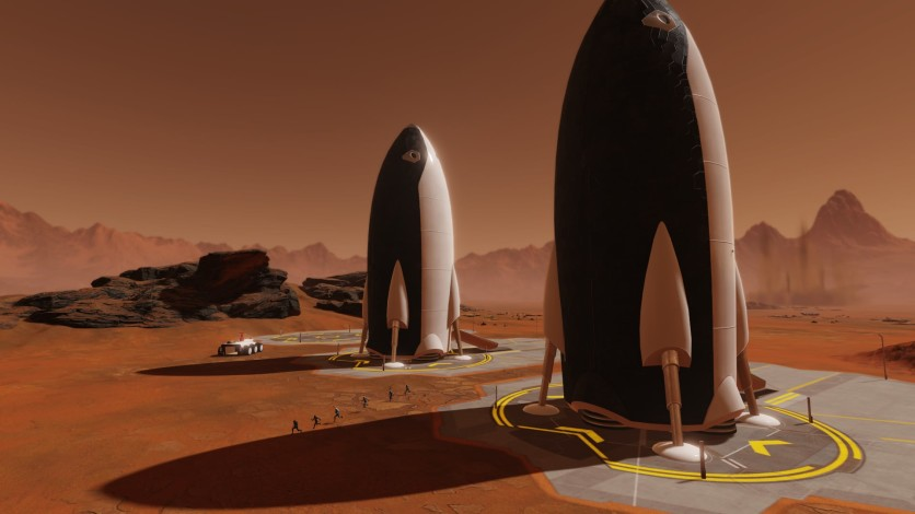 Screenshot 7 - Surviving Mars: Space Race Plus
