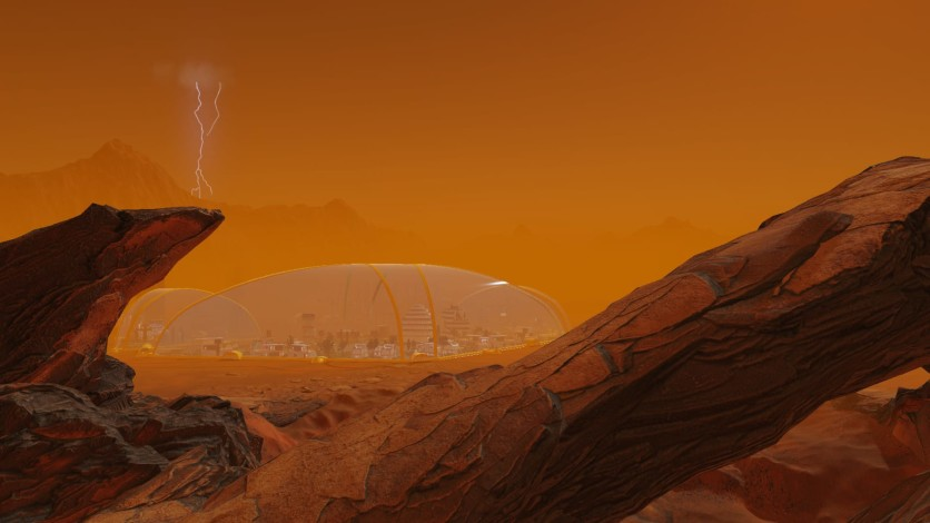 Screenshot 6 - Surviving Mars: Space Race Plus