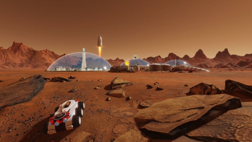Screenshot 9 - Surviving Mars: Space Race Plus