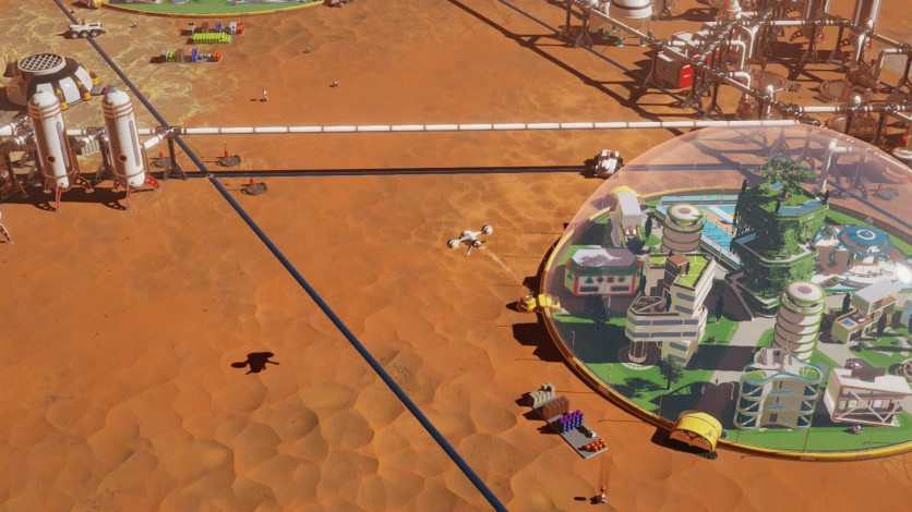 Screenshot 2 - Surviving Mars: Deluxe Upgrade Pack