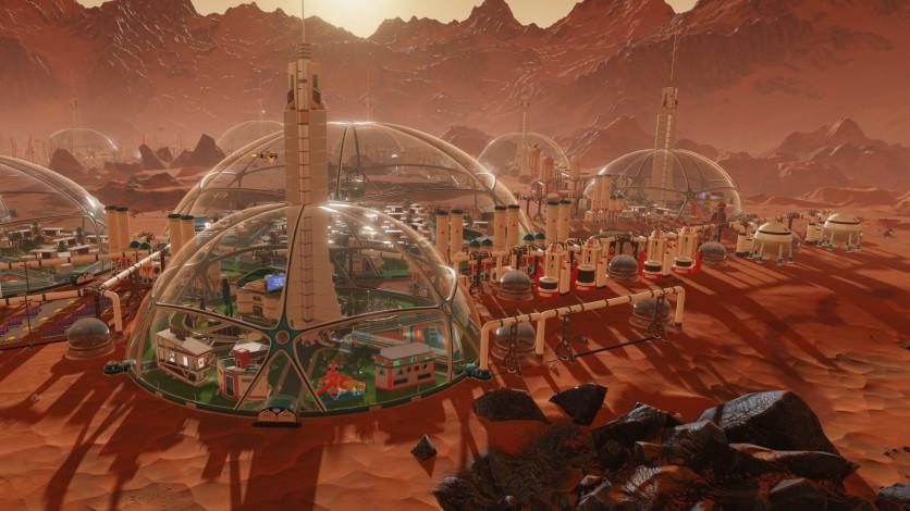 Screenshot 6 - Surviving Mars: Stellaris Dome Set